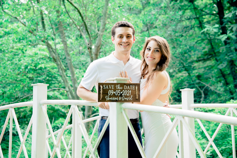 Shannon and David's Engagement Session Will Be Published