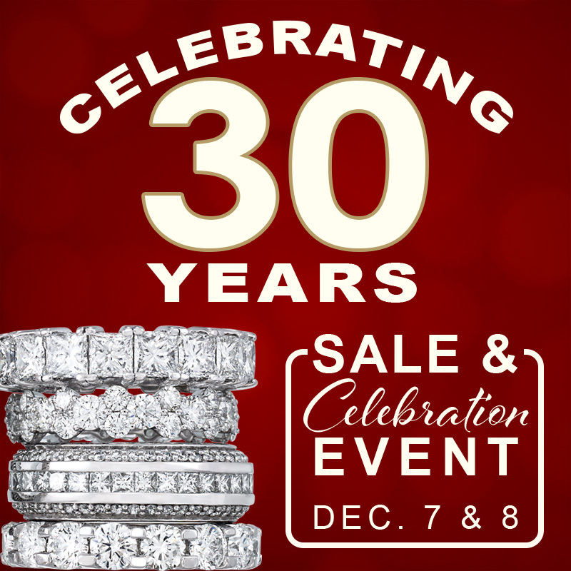 Anniversary Sale & Celebration