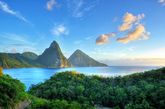 St Lucia Let her inspire you