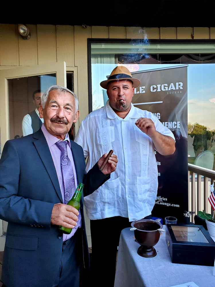 What Do You Need For A Cigar Bar?