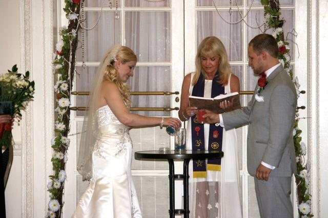 How To Choose A Wedding Officiant