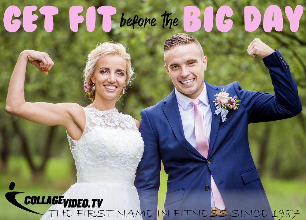 Get Fit Before The Big Day