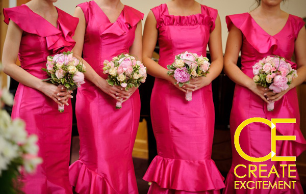Bridesmaid Dresses – Try Something Different