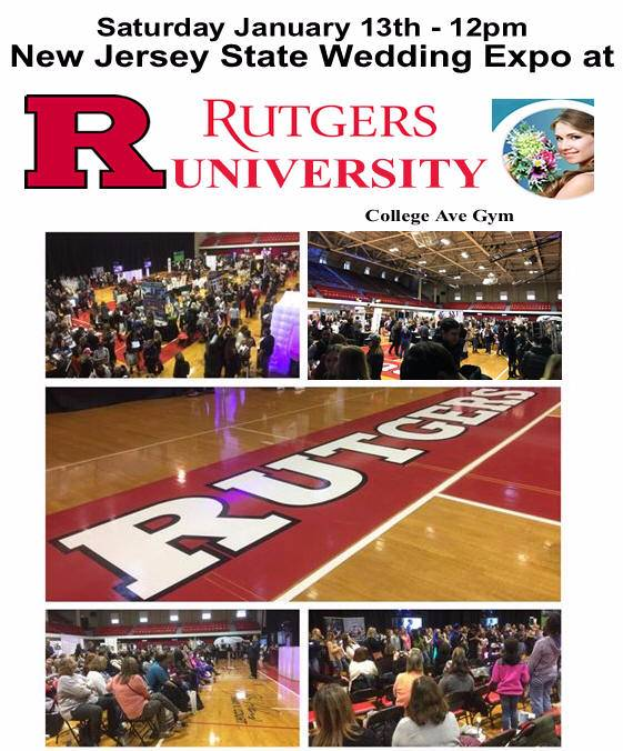 New Jersey Wedding Expo at Rutgers University