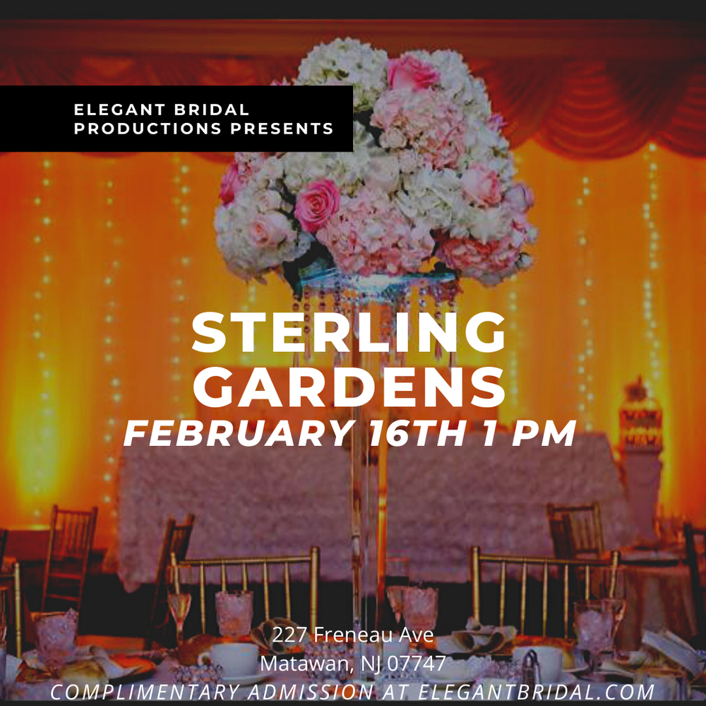 Sterling Gardens Bridal Show