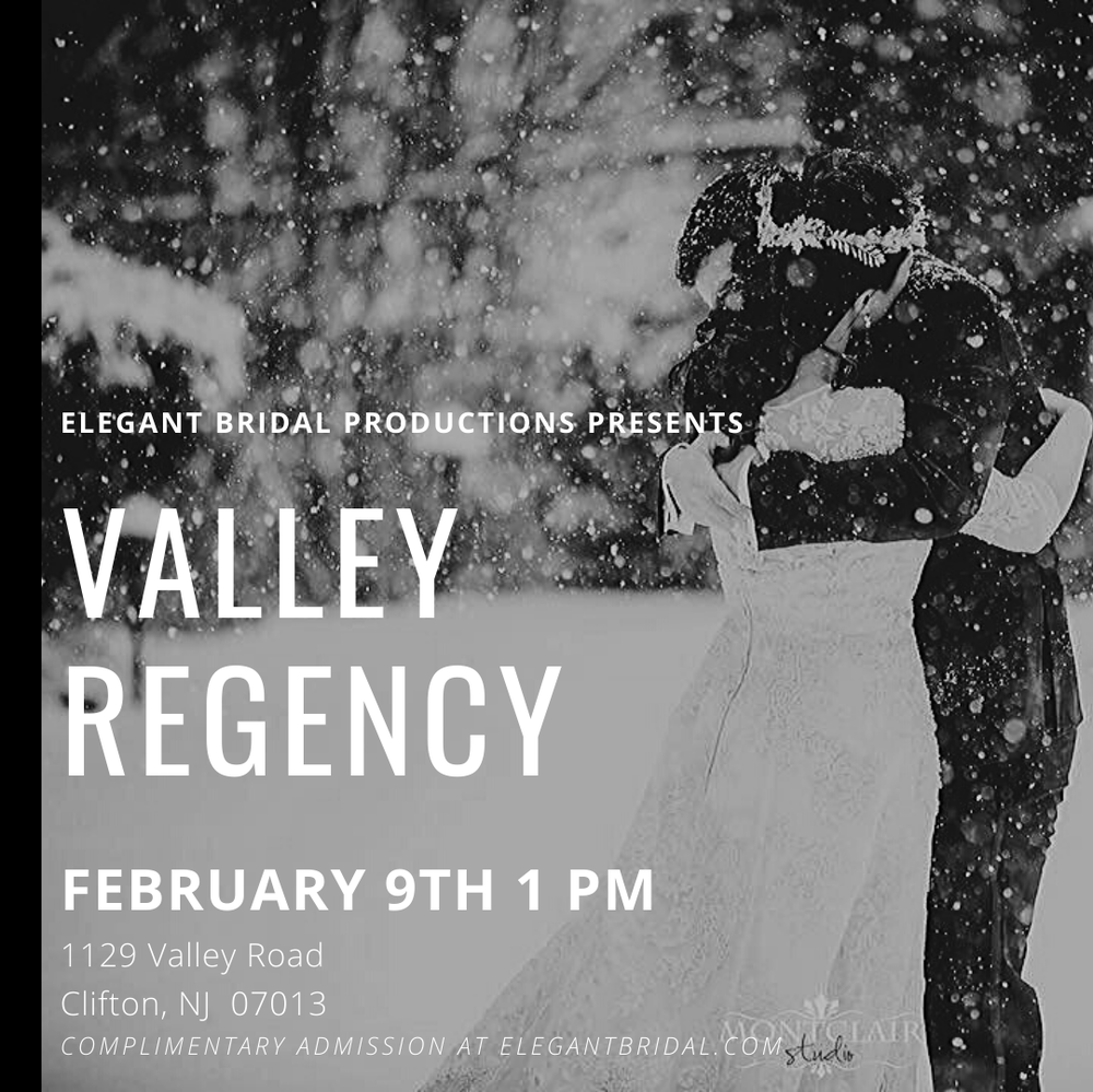 Valley Regency Bridal Show