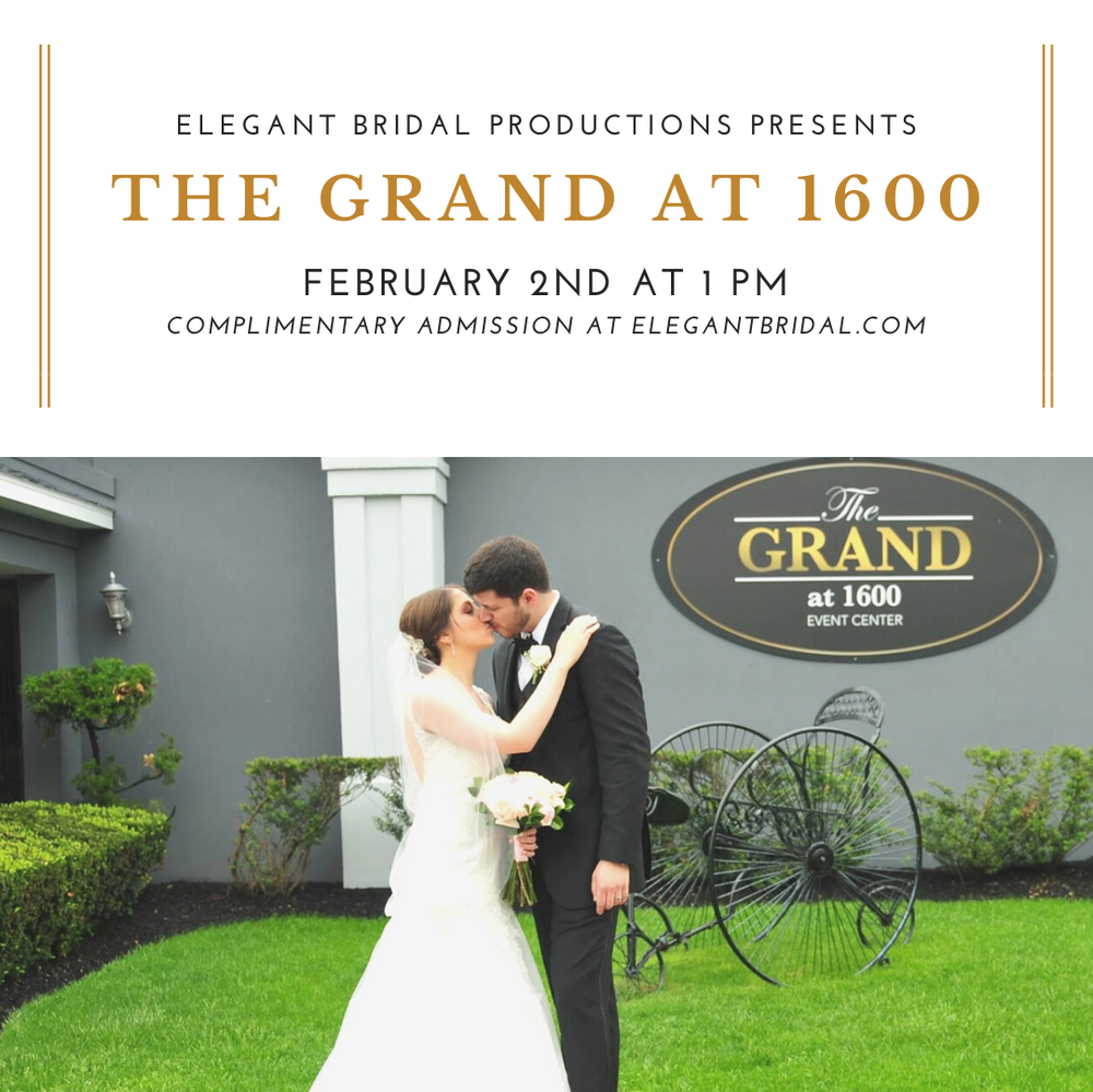 The Grand at 1600 Bridal Show