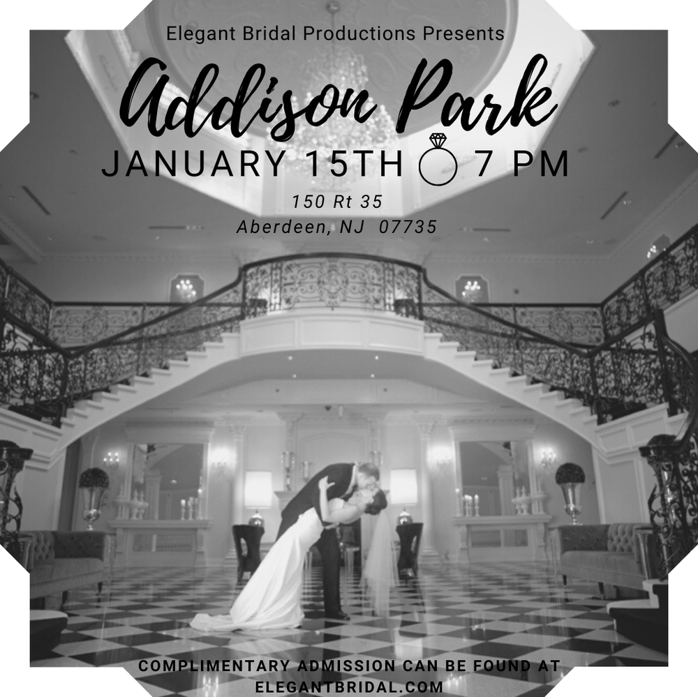 Addison Park Bridal Show