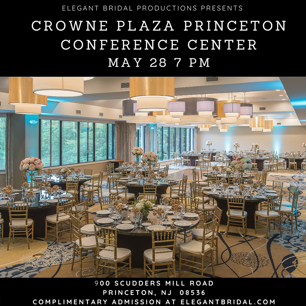 Crowne Plaza Princeton Conference Center