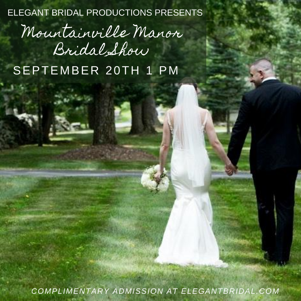 Mountainville Manor Bridal Show