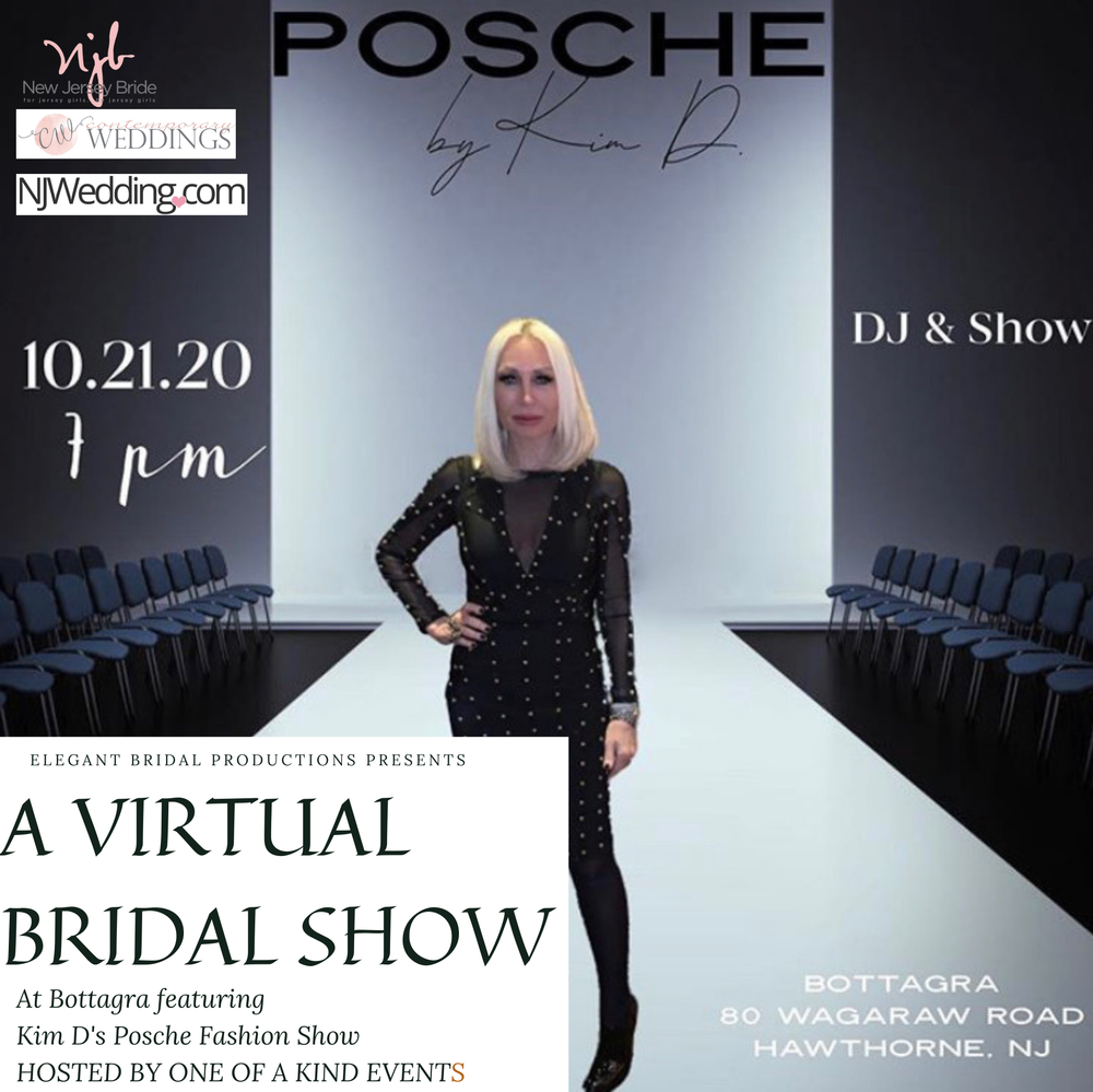 Virtual Show at Bottagra featuring Kim D's Posche Fashion Show
