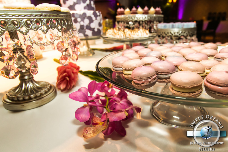 Top Wedding Dessert Trends for 2015