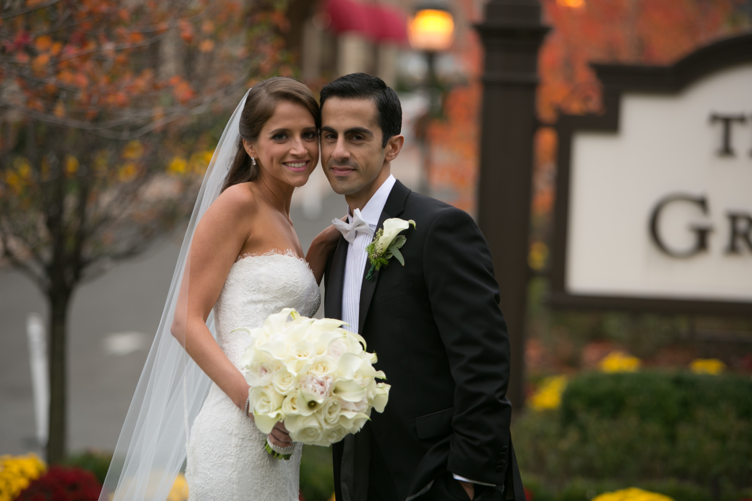 Kim & Alex's Wedding | The Grove | Magique Studios