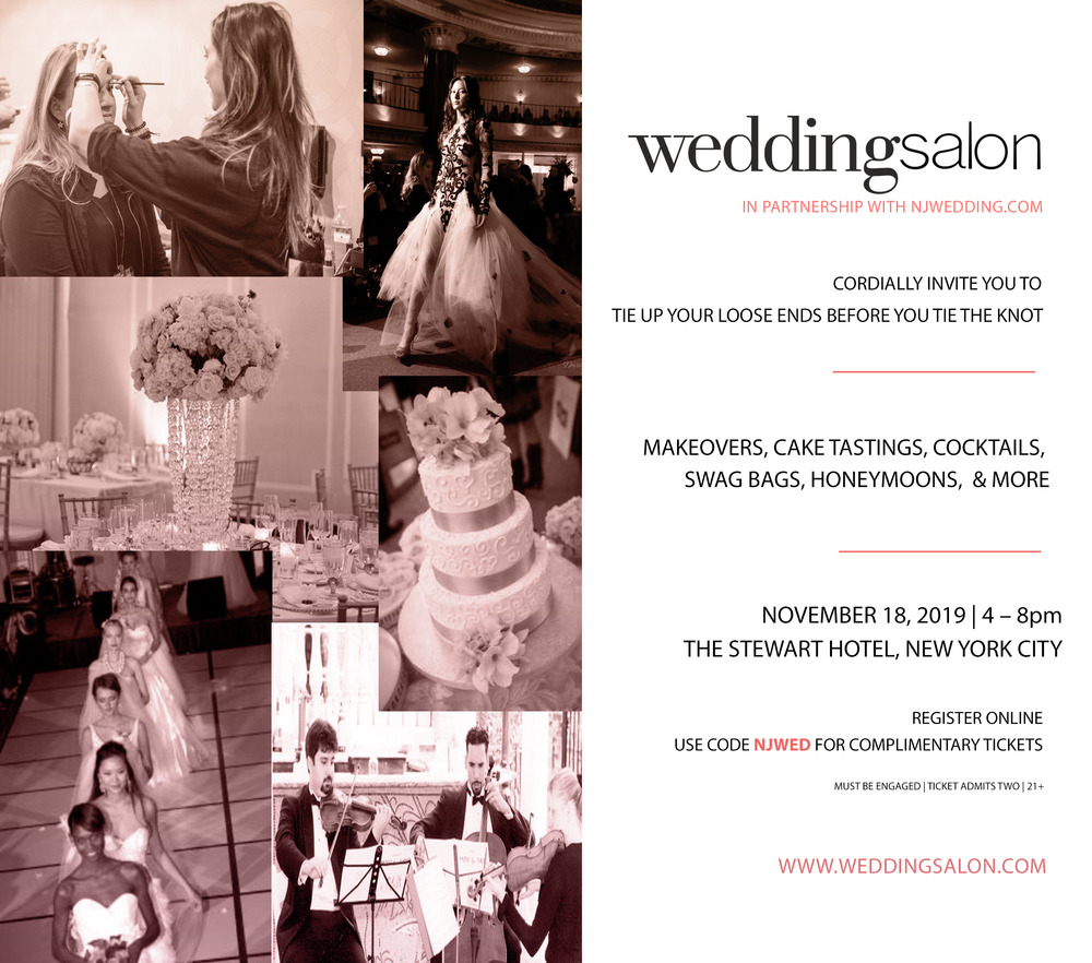 Wedding Salon New York Fall Showcase