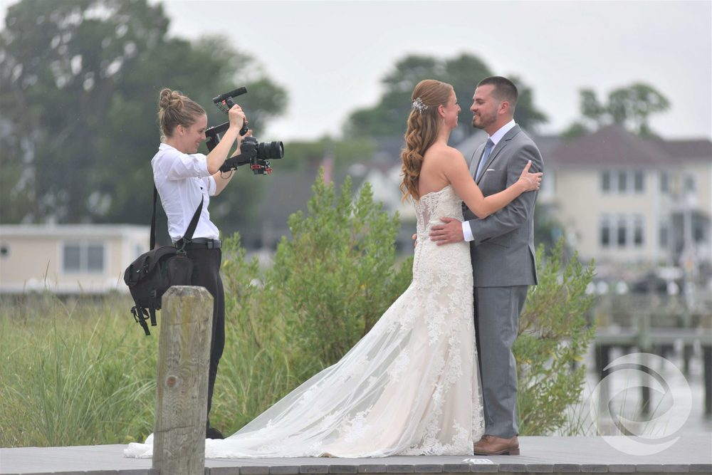 SHOULD I HIRE ONE OR TWO WEDDING VIDEOGRAPHERS?