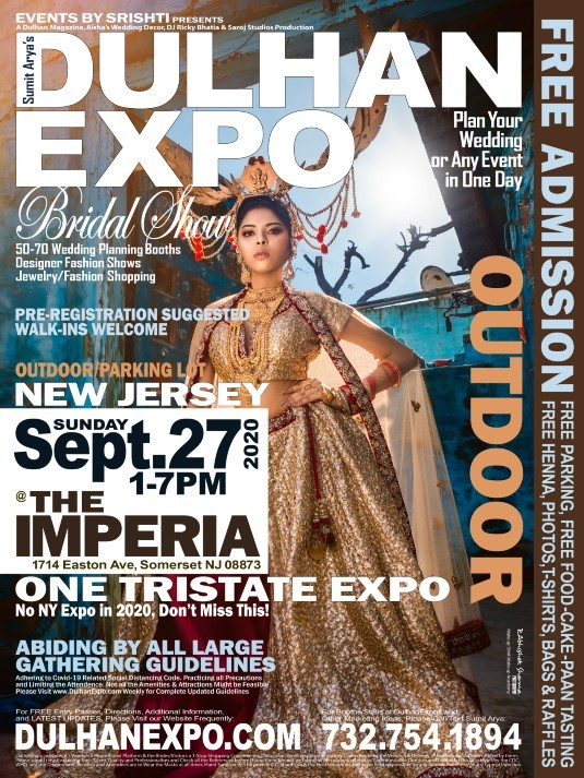 Dulhan Expo South Asian Bridal Show at The Imperia
