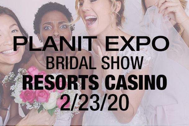 PlanIt Expo Bridal Show at Resorts Casino