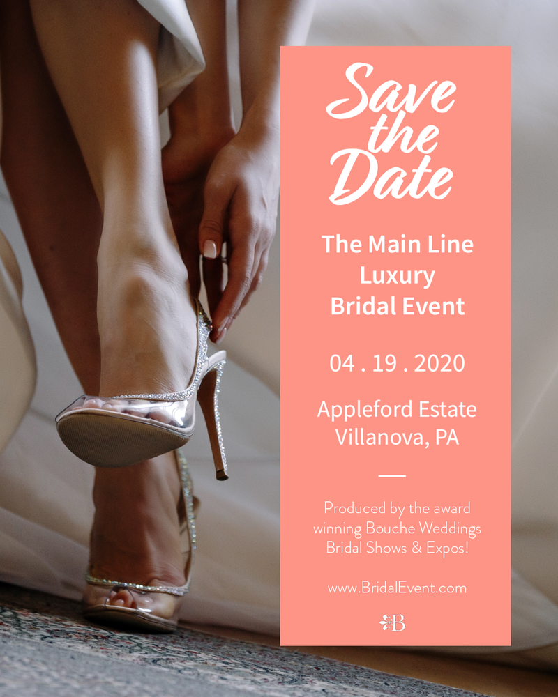 POSTPONED - The Main Line Luxury Bridal Event