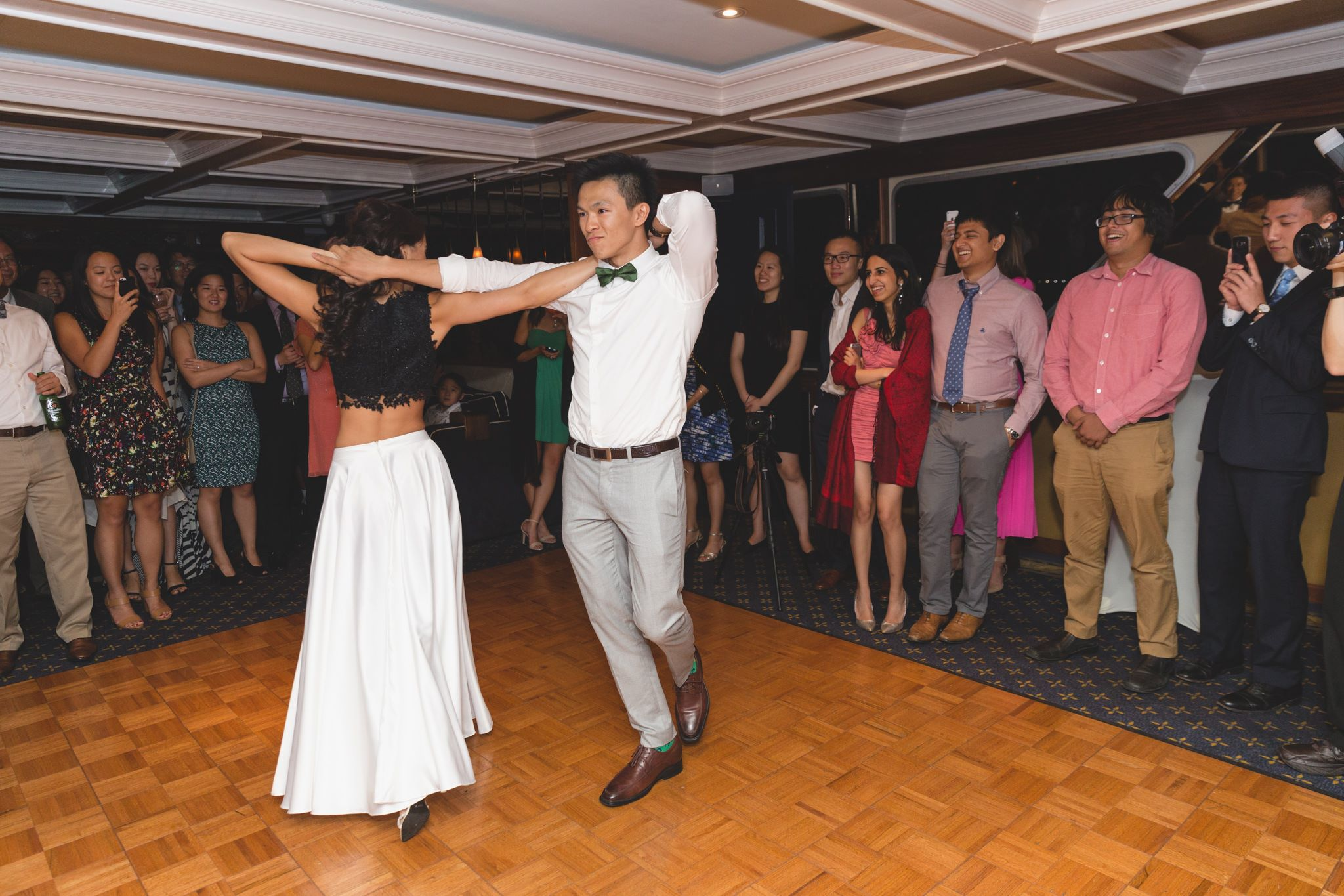 5 Reasons People Dance at Weddings and Social Events