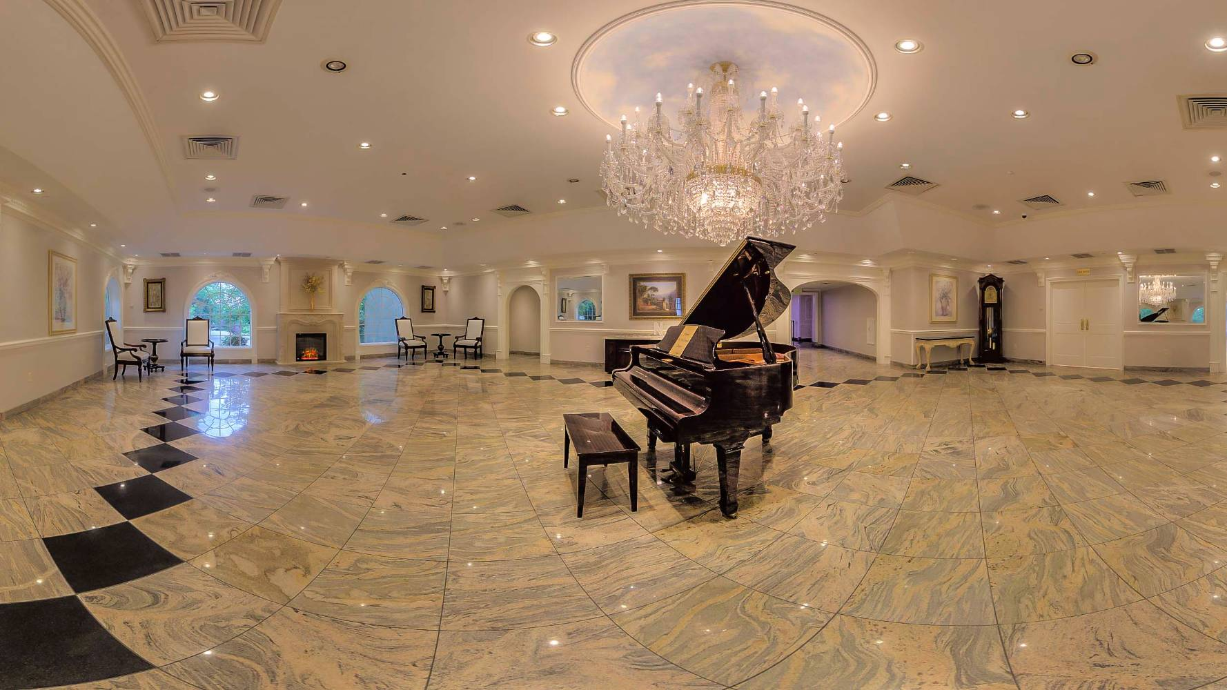 View Virtual Tour of the Valley Regency in Clifton, NJ | 360 Site Visit