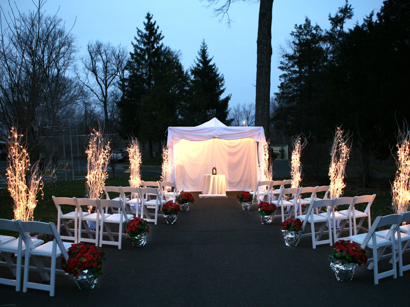 Sherwood Room at Forest Lodge named romantic wedding 'destination' in Central Jersey