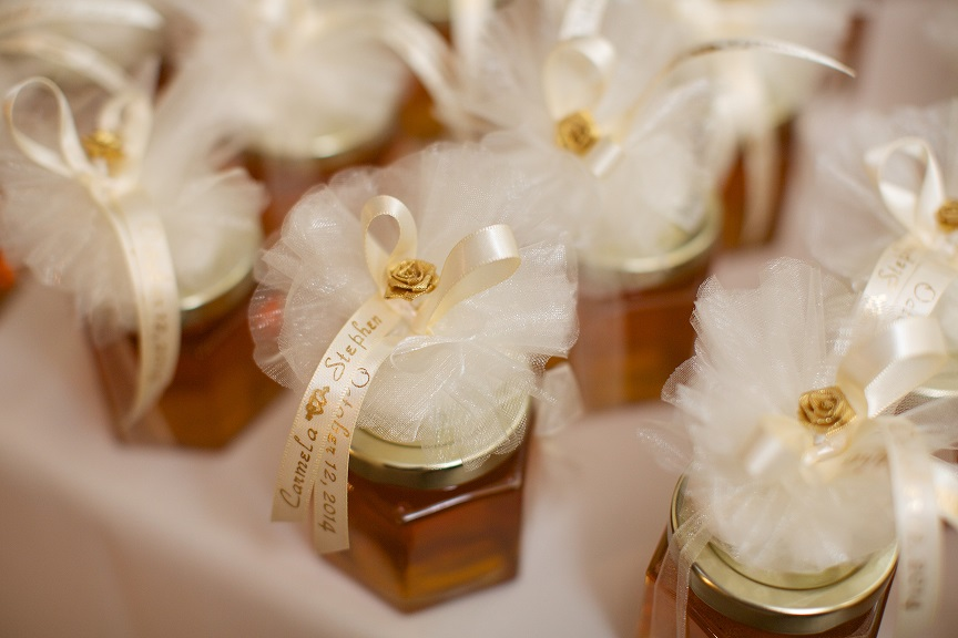 Carmela Stephens Real Wedding Favors Story