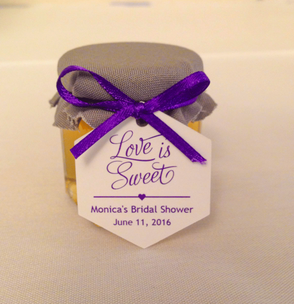 When to order your Wedding Favors