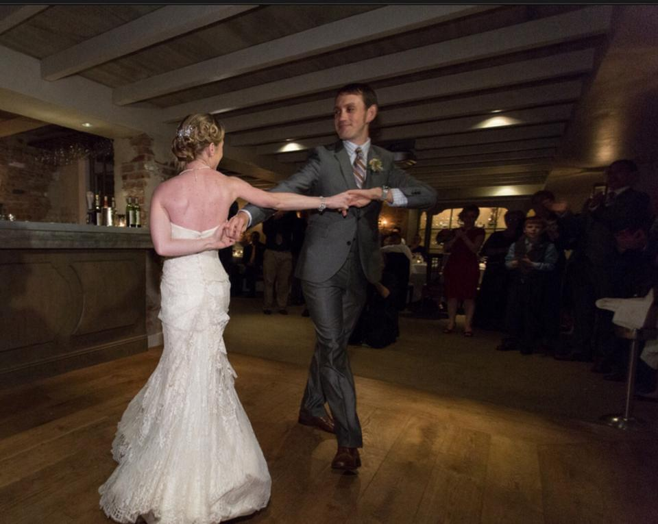 Take Time To Acquire Wedding Day Dancing Skills | Continental Dance Club