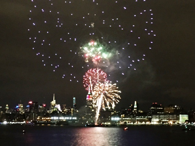 Fabulous Fireworks Are FREE For Our Pride Week Wedding Couples | Smooth Sailing Celebrations