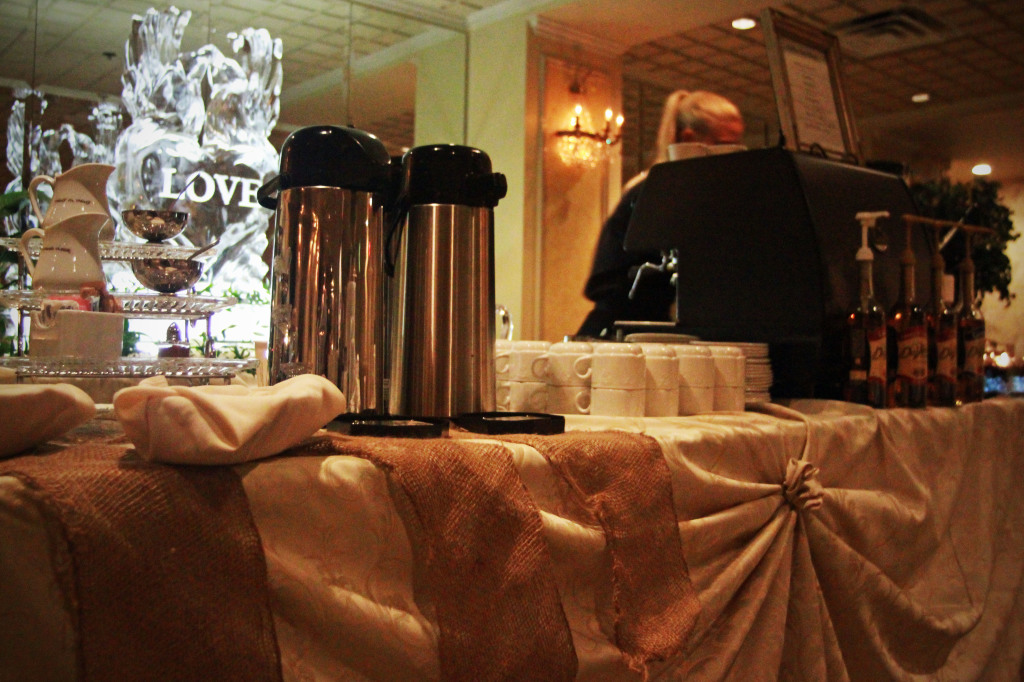 How A Wedding Espresso Bar Can Enhance Your Reception
