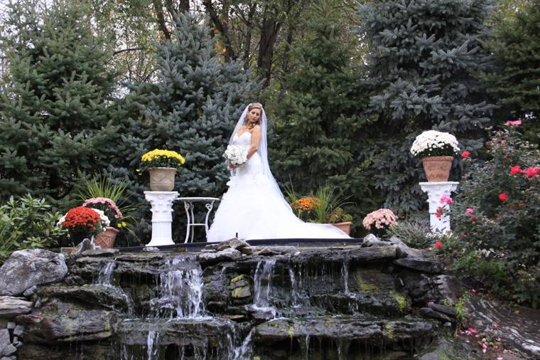 Elegant Bridal Show at Ravello's