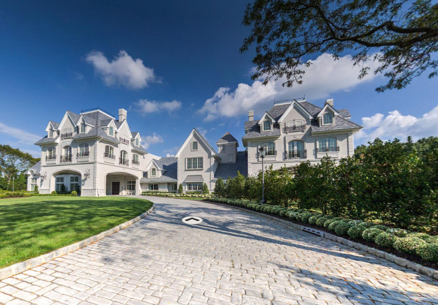 View Virtual Tour of the Park Chateau Estate & Gardens in East Brunswick, NJ | 360 Site Visit